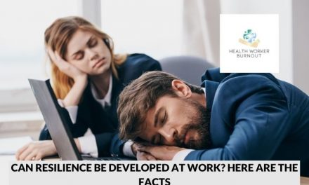 Can Resilience Be Developed at Work? Here Are the Facts